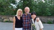 Catharina, Mario and Yuko